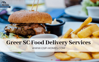 Greer SC Food Delivery Services
